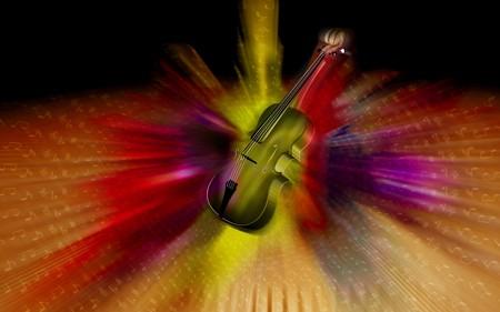 violin background: Violin background