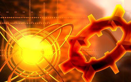 emission: Emission of rays