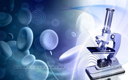 haemoglobin: Microscope