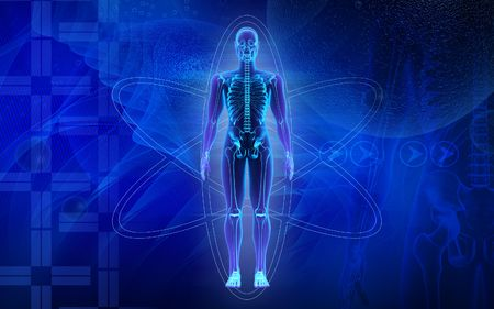 human body substance: human body