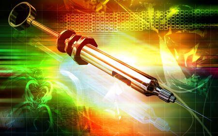 Syringe    photo