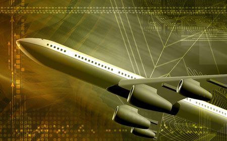 aeronautic: aeroplane