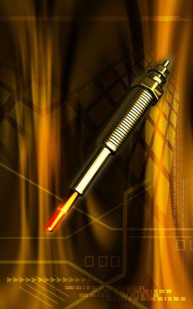 alternator: Heater plug