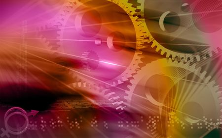 pulley: Industrial gears