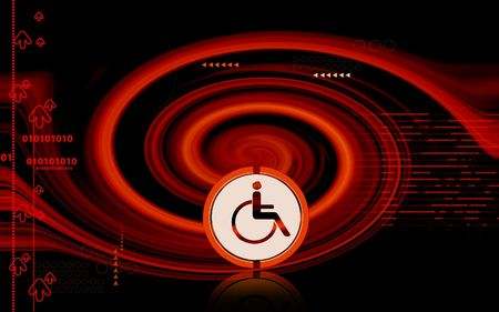 impairment: medical impairment   Stock Photo