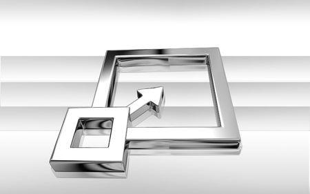 tablero de control: Ilustraci�n digital del panel de control firmar en segundo plano aislado   Foto de archivo