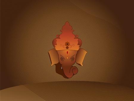 ganesh: Dios hindú Ganesh en resumen de antecedentes