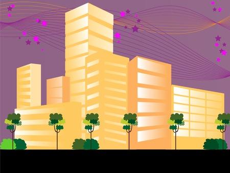 multilevel: City shopping center