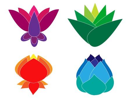Lotus-Set