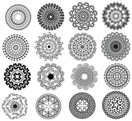 Henna Mandala Designs