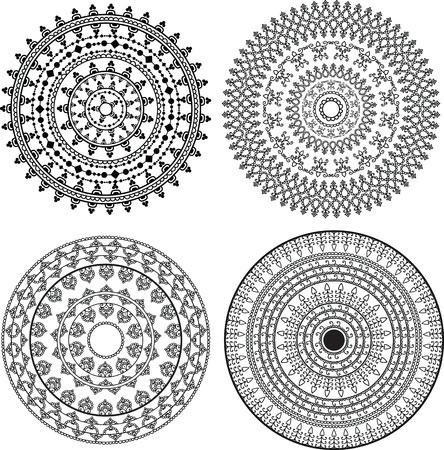 henna design: Henna Dise�o Mandala