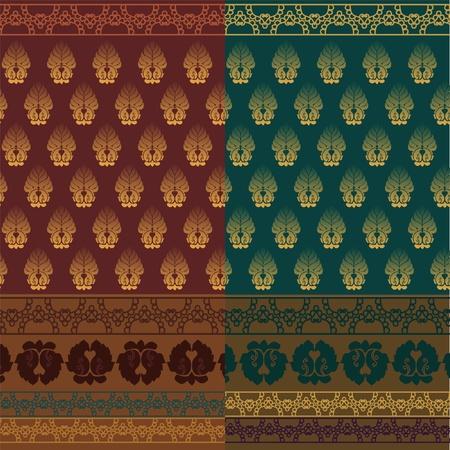 Indian Sari Design
