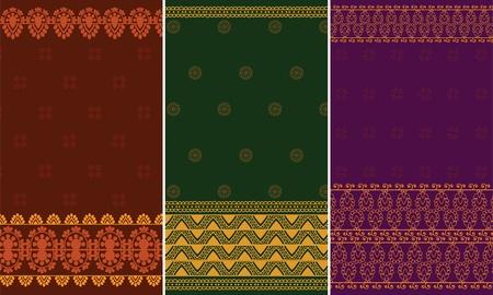 sari: India Sari Dise�o