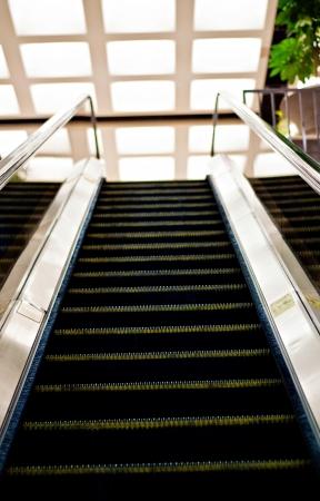 Escalator Going Up