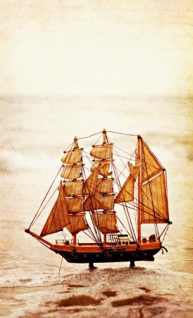 Toy Ship photo
