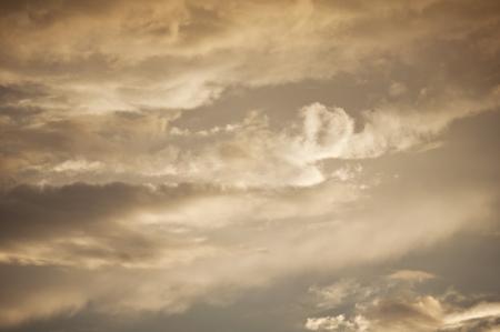 Stormy Skies Standard-Bild - 21423357