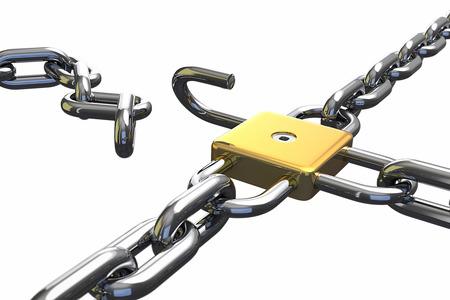 locking: chains locking