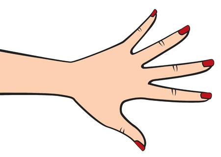 attractive finger nail polish cliparts stock vector and royalty free attractive finger nail polish illustrations attractive finger nail polish cliparts