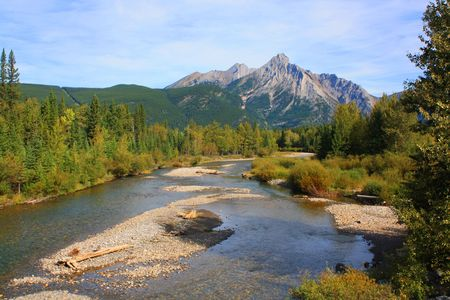 river Stock Photo - 5589275