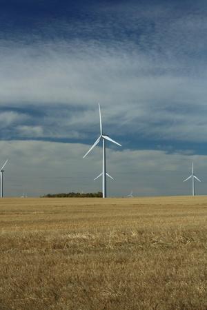風車 写真素材