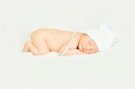 newborn Stock Photo - 8740299
