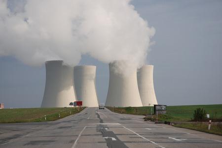 powerplant: Nuclear powerplant
