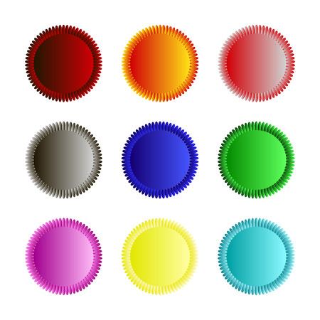 wax glossy: set emblem