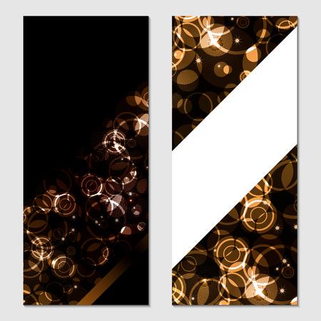 Regalo verticale brillante, sfondo di design festoso. Cartolina per un buon anno nuovo e buon Natale. Per un banner, un volantino, un'etichetta, un certificato, una carta dell'azienda. Vettore. Colorato. Archivio Fotografico - 90317516