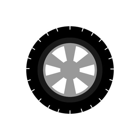 Vector Illustration Keywords: Transportation flat icon symbol. Isolated on white background.
