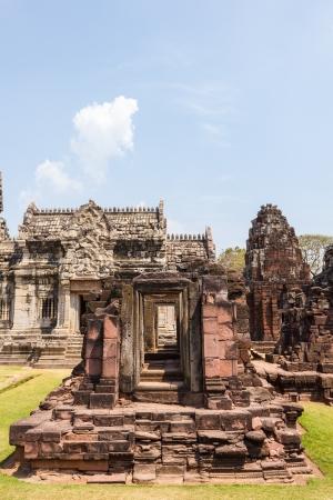 castle rock: Castle Rock, Phimai, Tailandia