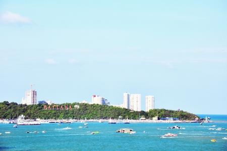 pattaya thailand: Pattaya beach Thailand