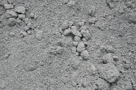 ashes: Ashes from stones and asphalt