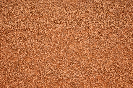 Small brown gravel as background photo