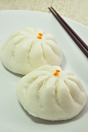 Chinese buns photo