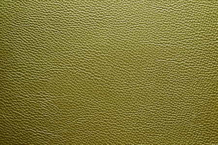 Gold color leather as background Stock Photo - 15718758