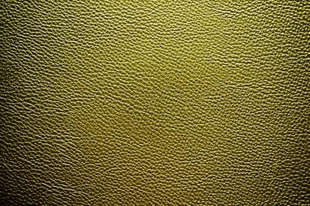 Golden leather background photo
