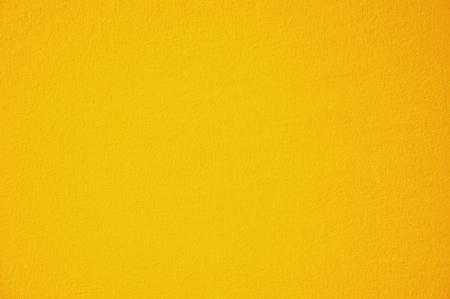 bright decoration color: Yellow concrete wall