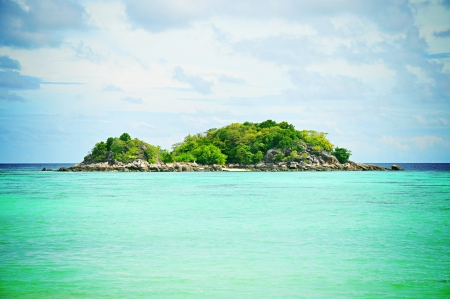 southern thailand: Beautiful island in southern Thailand