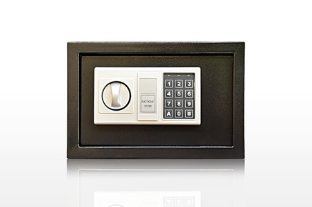 safety box: Safe box - isolated