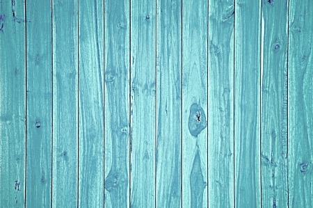 Blue wood background photo