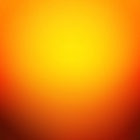 plain backgrounds: Orange spectrum abstract background Stock Photo