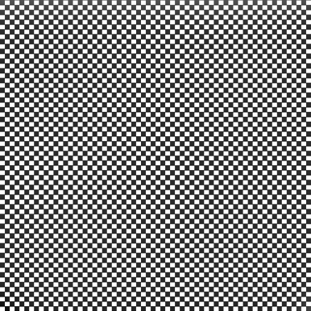Black and white checkered abstract background photo
