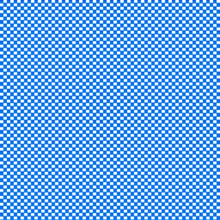 White and blue checkered abstract background photo