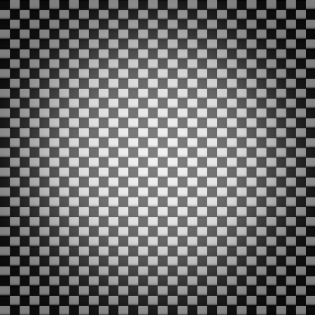 lomo: Black and white checker ed background - lomo