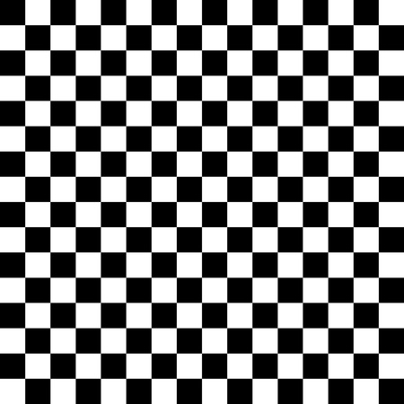 Black and white checkered  background photo