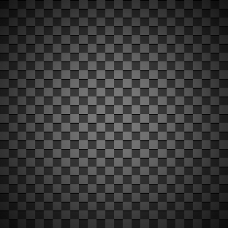 Gray checkered abstract background photo