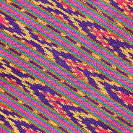 Thai silk fabric pattern background Stock Photo - 17628341