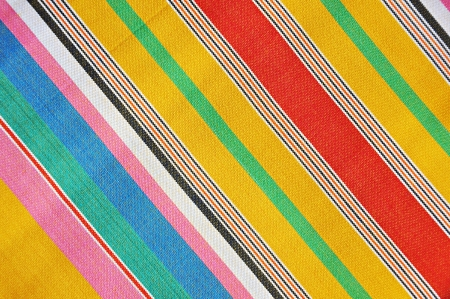 Colorful fabric texture background photo