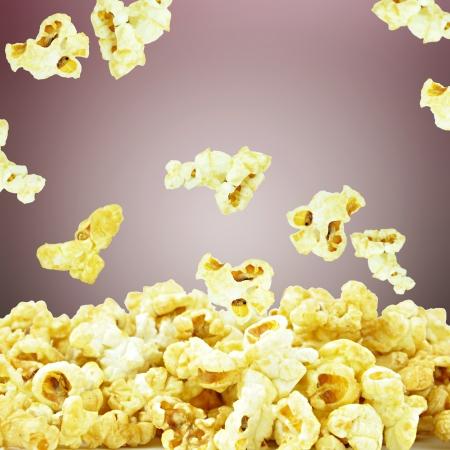 flavoured: Sweet caramel popcorn