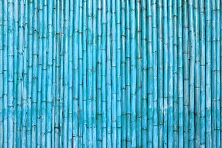 azul marino: Azul de madera de bambú de fondo abstracto Foto de archivo